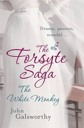 Book cover for The White Monkey