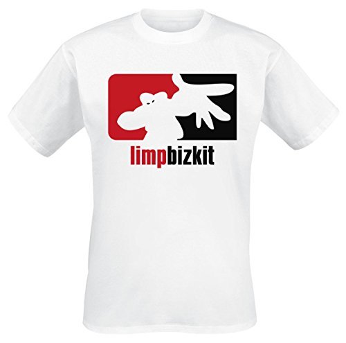 Limp Bizkit FDLP T-Shirt bianco XXL