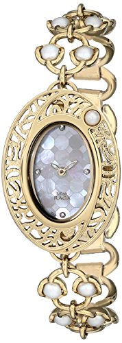 Titan Raga Pearl Analog Mother of Pearl Dial Women's Watch - 9973YM01