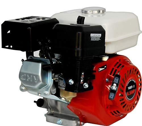 TecTools Motor 6,5 PS (4,8 kW) 196ccm 4-Takt Benzinmotor - Kartmotor