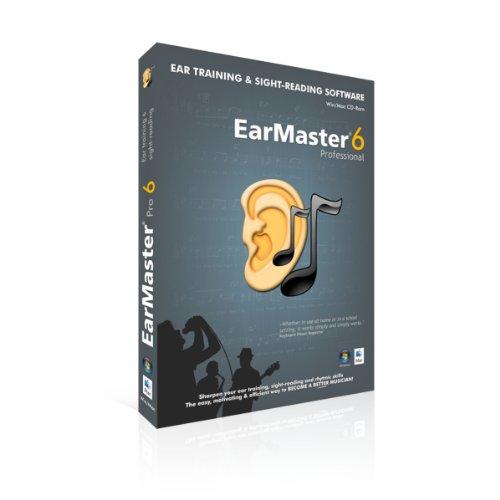 EarMaster Pro 6 - Logiciel de solfège Win/Mac