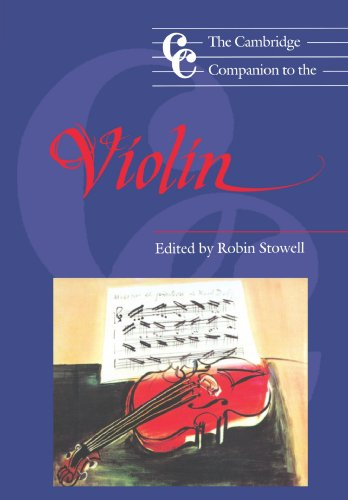 The Cambridge Companion to the Violin Paperback (Cambridge Companions to Music)