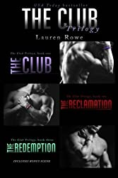 The Club Trilogy by Lauren Rowe (2015-08-08)