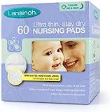 Lansinoh Disposable Nursing Pads (60 Pieces)