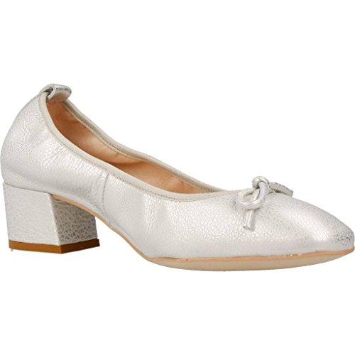 mikaela Ballerina Scarpe per Le Donne, Colore Argento, Marca, Modello Ballerina Scarpe per Le Donne D Eleni Argento Argento