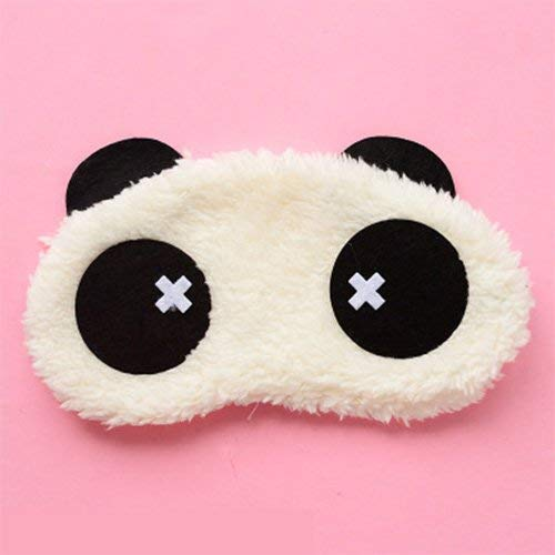 Bobopai Panda Eye Mask Shade Cover Rest Eyepatch Blindfold Shield Travel Sleeping Aid (XX Eye) (S03) 4g Shield
