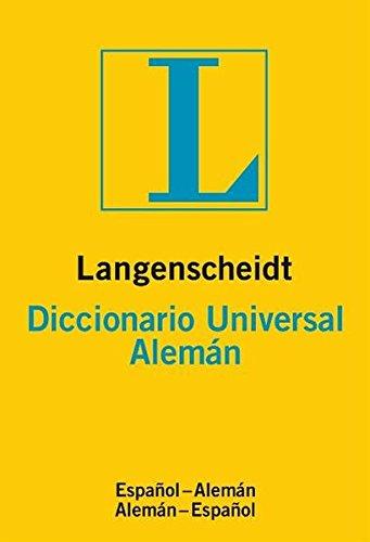 Diccionario Universal alemán/español por Varios autores