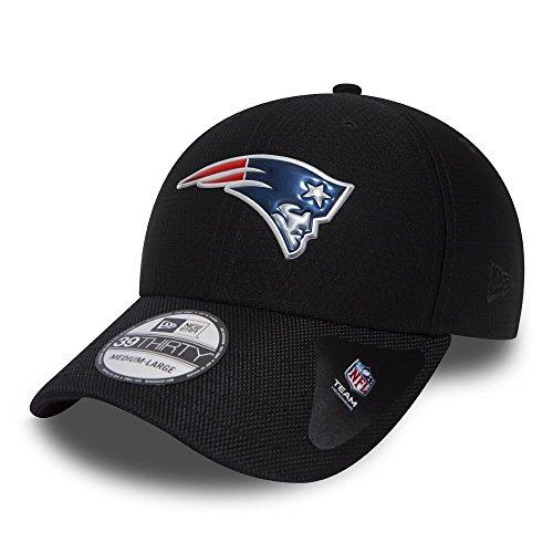 LIQUID New England Patriots schwarz S/M (Patriots-mütze-tom Brady)