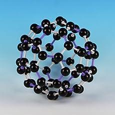 Fullerene Chemistry Molecular Model - Carbon 60