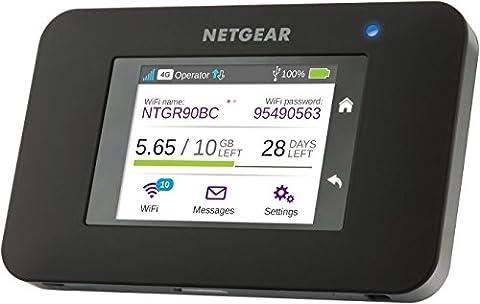 NETGEAR AC790-100EUS Aircard 790 Mobile Hotspot (4G LTE) Router