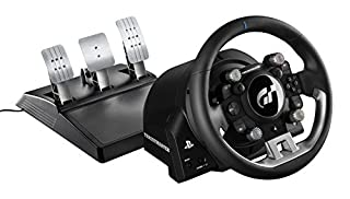 Thrustmaster T-GT (Lenkrad inkl. 3-Pedalset, Force Feedback, 270° - 1080°, Eco-System, Gran Turismo Lizenz, PS4 / PC) (B01HRYDV0M) | Amazon price tracker / tracking, Amazon price history charts, Amazon price watches, Amazon price drop alerts