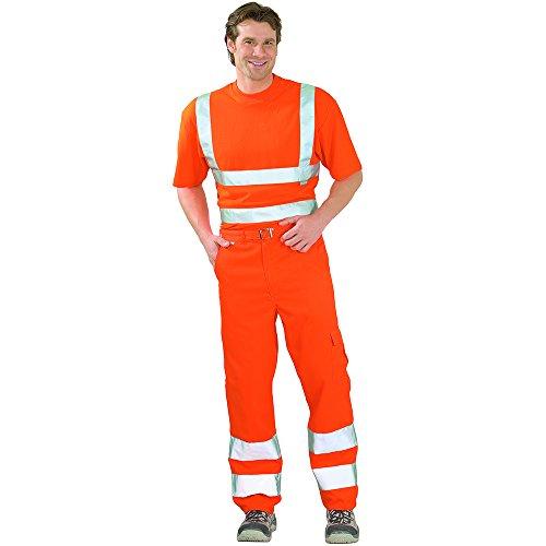... Planam Bundhose Warnschutz, Größe 44, 1 Stück, gelb, 2012044 orange ...