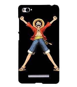 Joker Case Back Case Cover for Xiaomi Mi 5