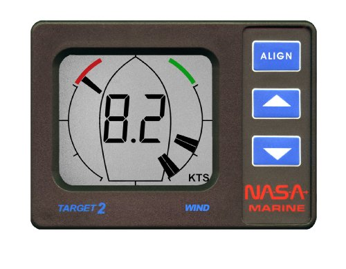 Nasa Target 2 - Anemómetro, color gris