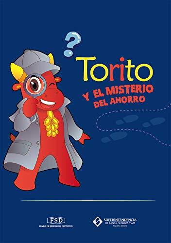 Torito y el Misterio del Ahorro (Spanish Edition) book cover