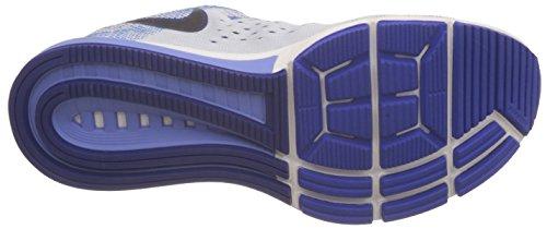 Nike Wmns Air Zoom Vomero 10, Chaussures de Running Femme Bleu (Blue Tint/Black-Rcr Bl-Chlk Bl)
