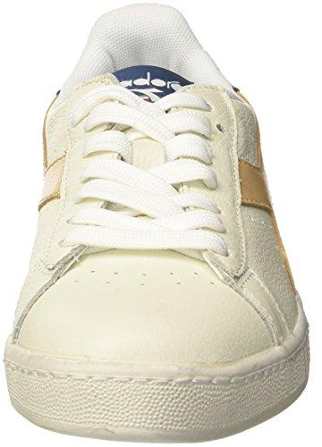 TG.47U Diadora Game L Low Waxed Sneaker a Collo Basso Uomo