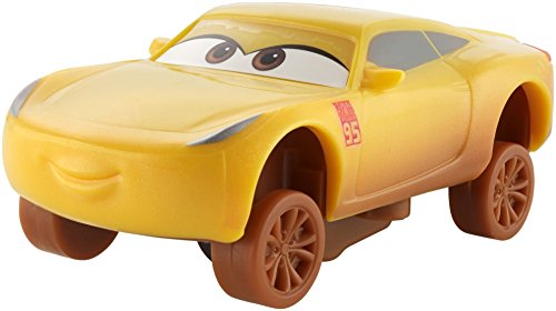 Cars 3- Coche Crazy Cruz (Mattel DYB05)