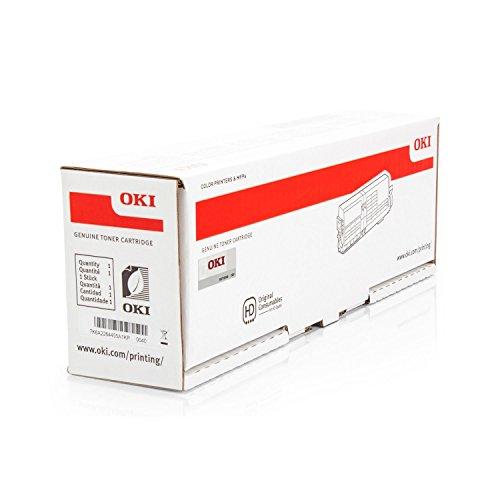 Preisvergleich Produktbild Original Toner passend für OKI MC 573 DN OKI 46490608 - Premium Drucker-Kartusche - Schwarz - 7.000 Seiten