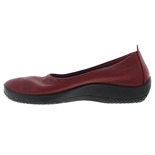 Arcopedico Womens L2-4111 Vegan Shoes Cerise