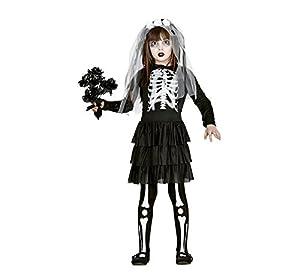 Guirca 85800 - Skeleton Bride Infantil Talla 10-12 Años