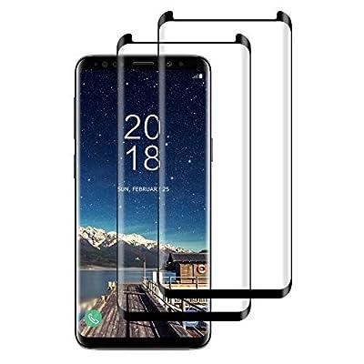 Snnisttek Dureté 9H, Anti-Huile Protection d'écran pour Samsung Galaxy Verre Trmpé