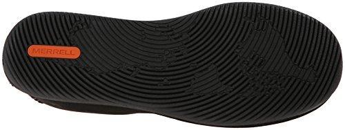 Merrell Bask Moc Beleg-auf Schuh Black