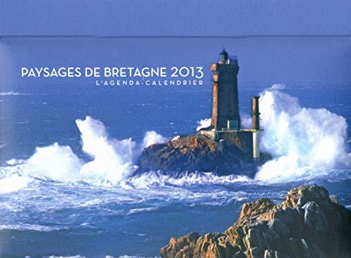 L'agenda-Calendrier Paysages de Bretagne 2013