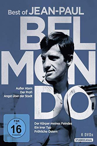 Belmondo - Best of Jean-Paul Belmondo [6 DVDs]