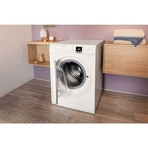 Bauknecht WA Soft 7F4 Waschmaschine Frontlader / A+++ / 1400 UpM / 7 kg / Weiß / langlebiger Motor / Nachlegefunktion / Wasserschutz - 9