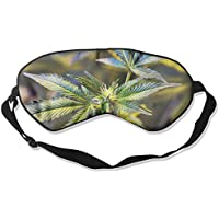 Cannabis 99% Eyeshade Blinders Sleeping Eye Patch Eye Mask Blindfold For Travel Insomnia Meditation preisvergleich bei billige-tabletten.eu