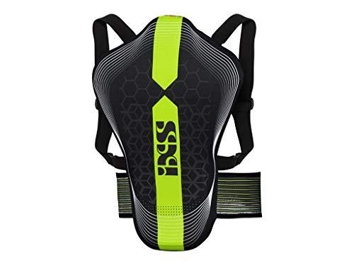 IXS RS-10 Motorrad Rückenprotektor Level 2 - schwarz fluogelb