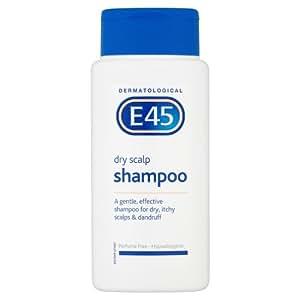 E45 Dermatological Dry Scalp Shampoo, 200ml