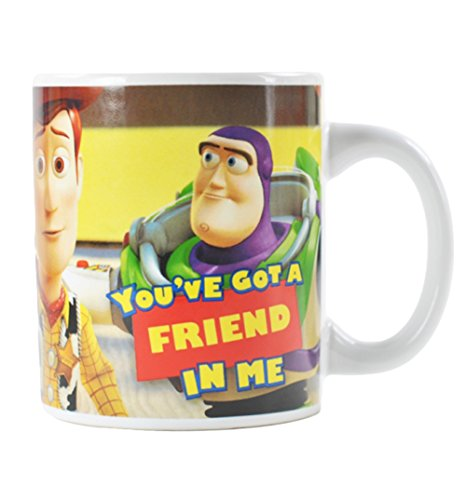 Disney Toy Story Youve Got A Friend Mug