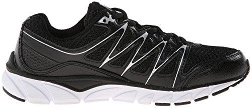 Fila Excellarun scarpa da running Black/Black/Metallic Silver