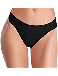 Golden Lady Bikini Hose Bademode Unterteil Bikinislip Rot Badeslip Gr XL