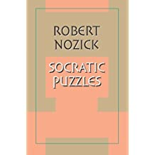 Socratic Puzzles by Robert Nozick (1999-09-15)
