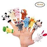 10 stücke Fingerpuppen