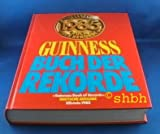 """Guinness Buch der Rekorde """"Guinness Book of Records"""" Deutsche Ausgabe Ullstein 1985 - Ullstein Verlag (Hrsg.)"""