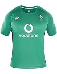 Canterbury–Camiseta de Irlanda Vapodri Superlight Poly–Camiseta de Bosphorous XL), color verde