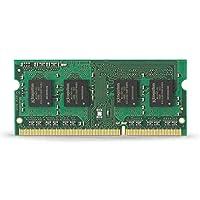 ذاكرة لابتوب من كينجستون دي دي ار 3 ال بسعة 8 جيجا PC3L-12800 وبسرعة 1600 ميجاهرتز و1.35 فولت Non-ECC سي ال 11 (KVR16LS11/8)