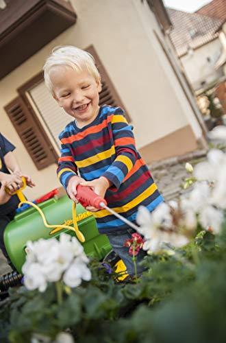 Rolly Toys 122752 rollyTanker John Deere | Fassanhänger voll funktionsfähig | Tankwagen inkl. Pumpe, mit Spritze und Auslaufhahn | für Kinder ab 3 Jahren | Farbe grün | TÜV/GS geprüft - 4