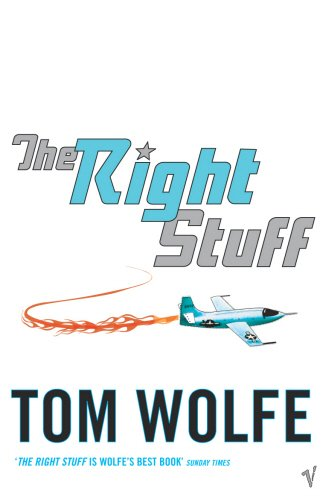 The Right Stuff por Tom Wolfe