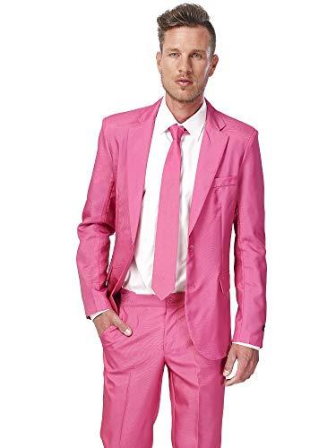 Generique - Pinker Anzug für Herren von Suitmeister L