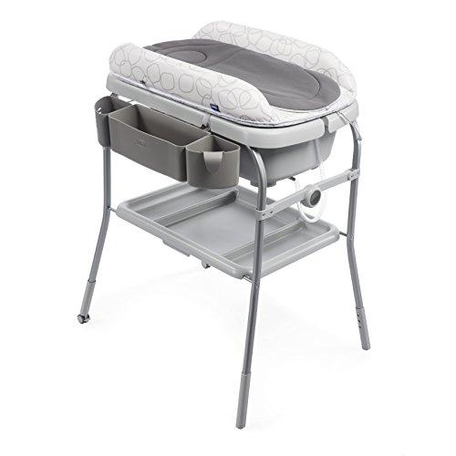 Preisvergleich Produktbild Chicco 07079348760000 Bade/Wickelkombination Cuddle und Bubble Comfort, grau