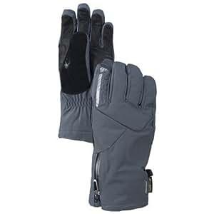 Spyder Men's Sestriere Ski Gloves - Grey, Small