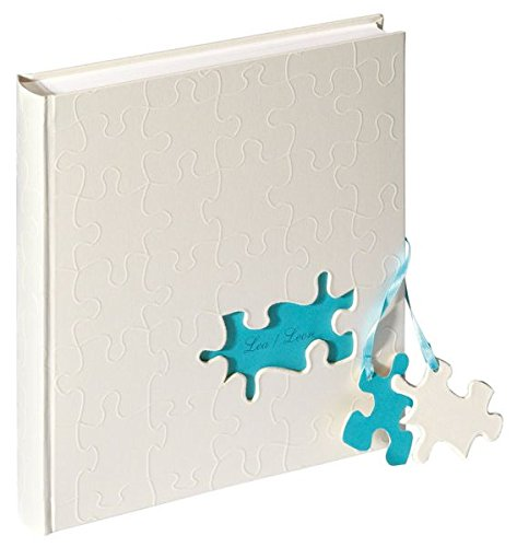 Walther UK-125-L Baby Puzzle, 28 x 30,5 cm, blau