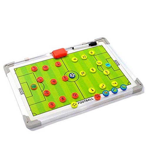 lzn Aluminium-Legierung Fußball Magnetic Training Board