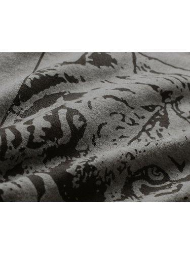 Onitsuka Tiger Small Tiger Tee T-Shirt Dark Grey H Grey