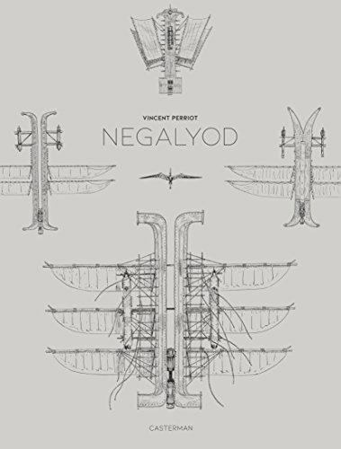 Negalyod : Avec un ex-libris par Vincent Perriot